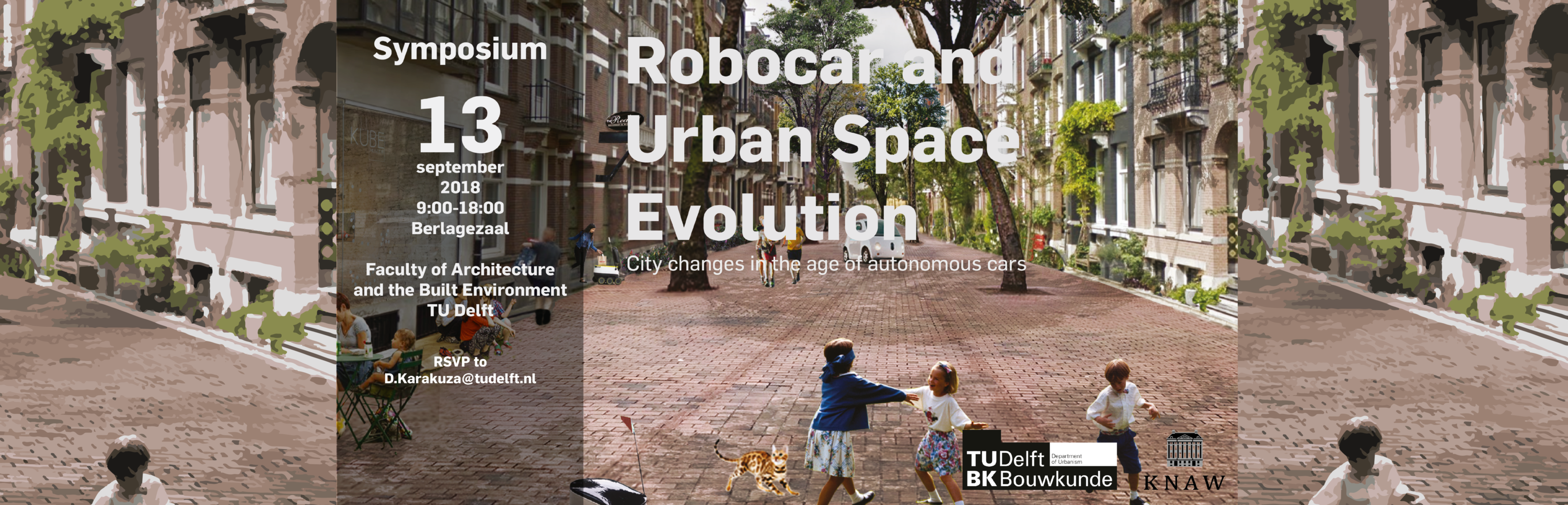 Symposium: Robocar and Urban Space Evolution
