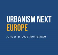 Call for Sessions & Speakers at the Urbanism Next Europe 2020